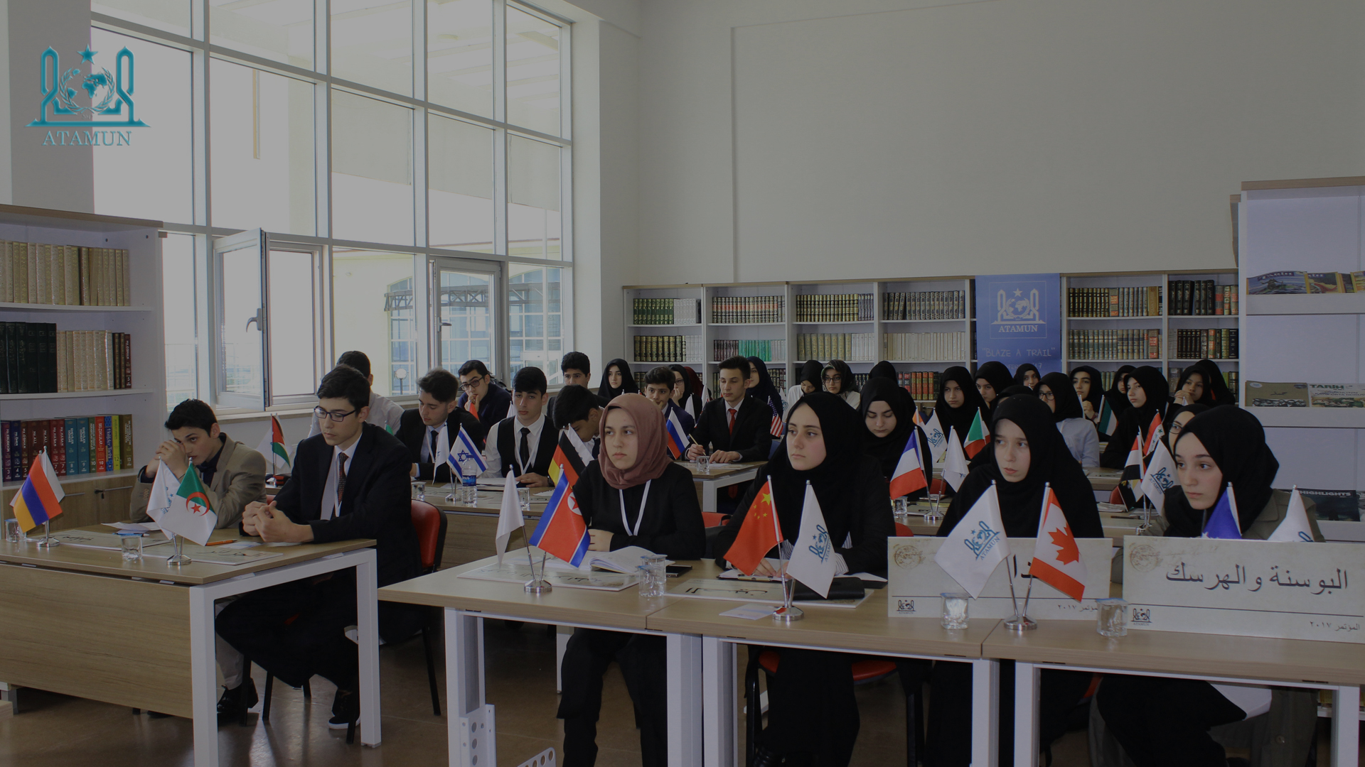 Atakum Anatolian Imam-Hatip High School Model United Nations