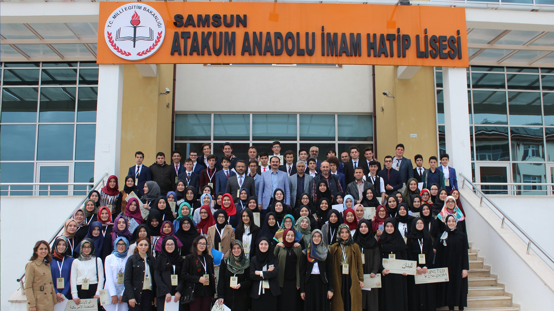 Atakum Anadolu Imam-Hatip High School Model United Nations Club